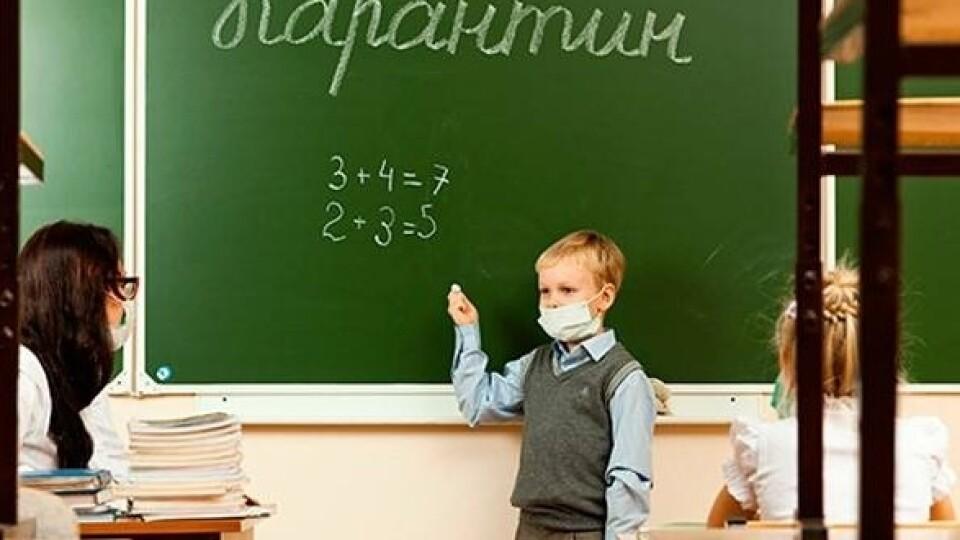 МОН и МОЗ рекомендует перевести школы на дистанционное обучение | Прихист