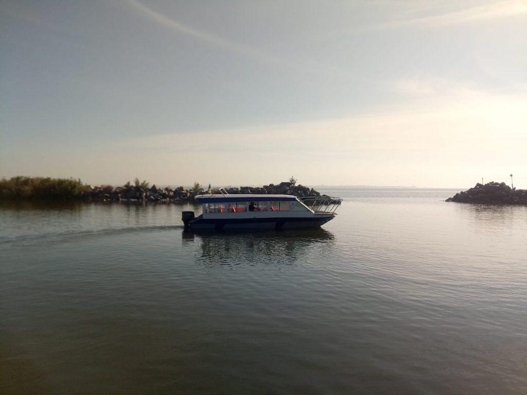 Возобновил работу катер «Морской экспресс»   Прихист