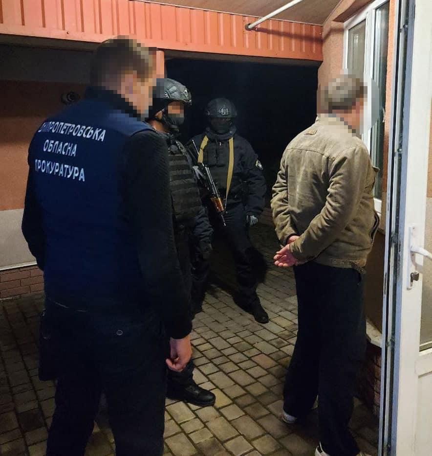 В Никополе прошла спецоперация областной полиции | Прихист