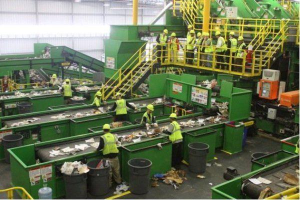 В Марганце планируют строительство завода по переработке мусора   Прихист