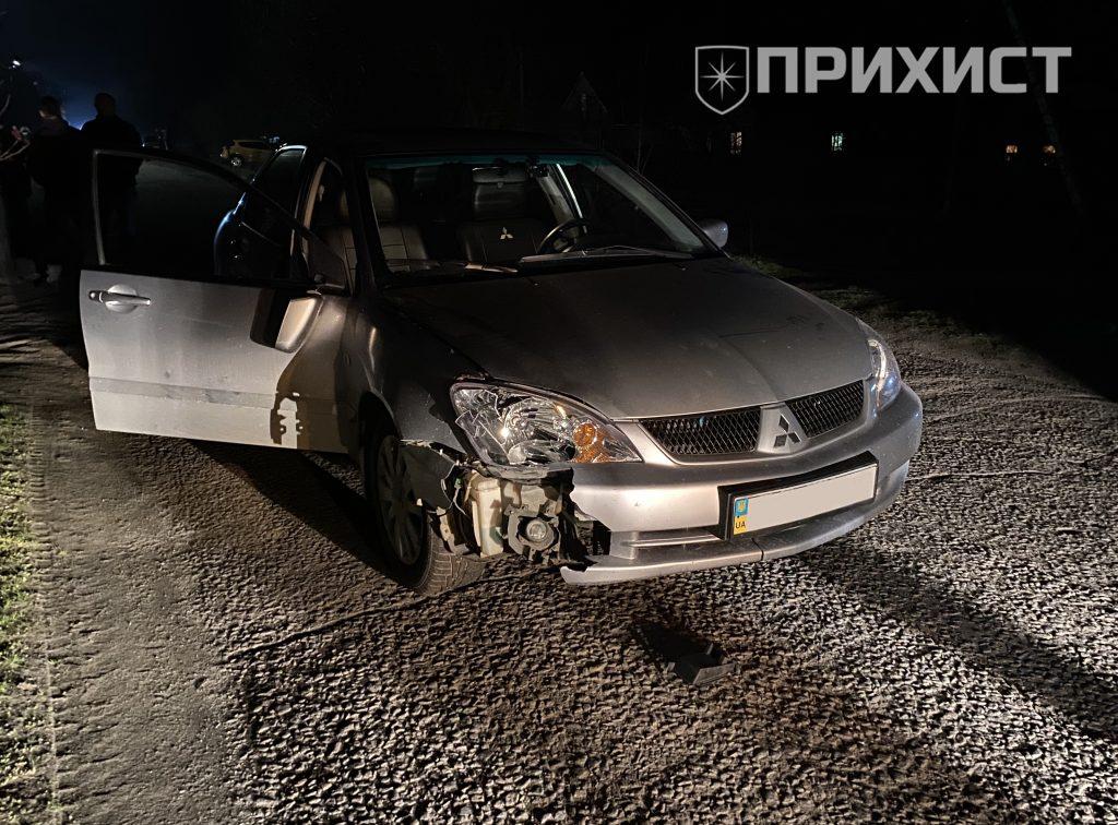 В Алексеевке Mitsubishi сбил подростка   Прихист