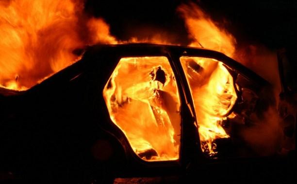 В Марганце сгорели два автомобиля | Прихист