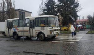Никопольские перевозчики жалуются на работу полиции   Прихист