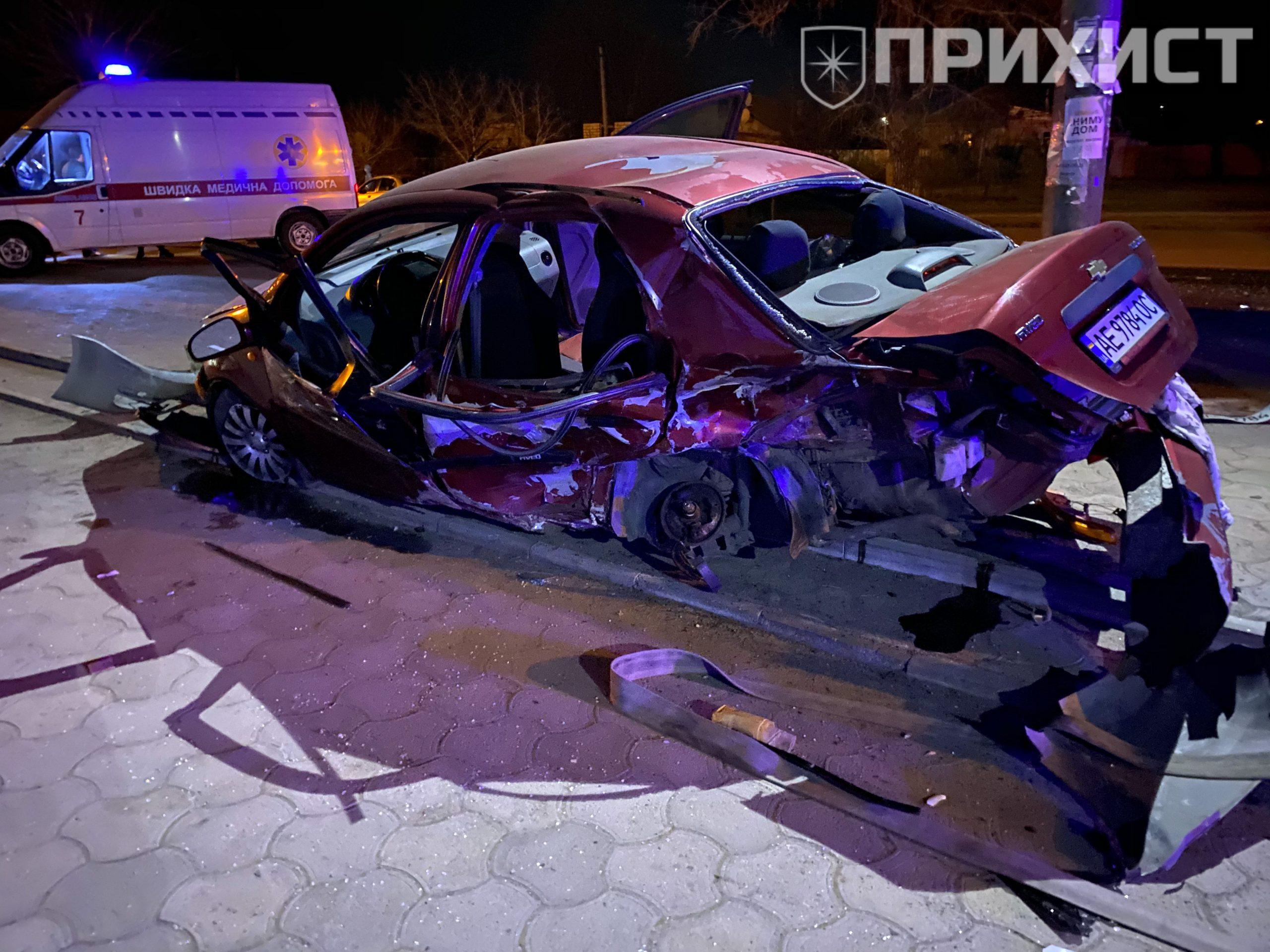 В Никополе на ул. Херсонской произошло ДТП со смертельным исходом | Прихист