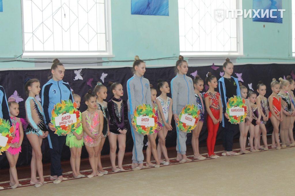 У Нікополі проходить відкрита першість з художньої гімнастики «Пролісок» | Прихист