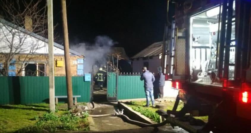 В Никополе в результате пожара погиб мужчина | Прихист