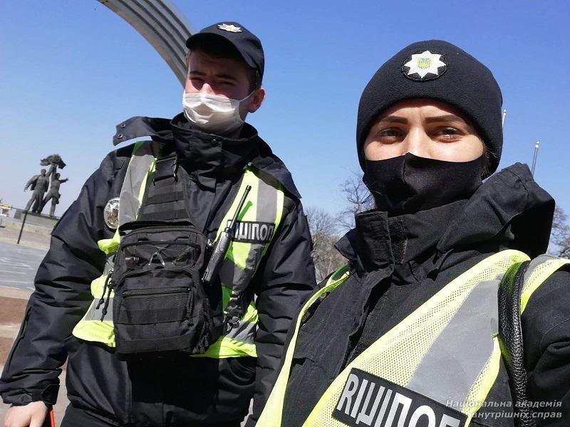 Охорона порядку та контроль карантинних норм: поліція Дніпропетровщини буде слідкувати за порядком у святкові дні   Прихист