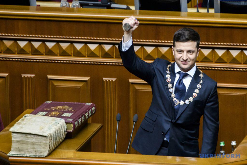 За 2 года Владимир Зеленский выполнил 28% предвыборных обещаний   Прихист