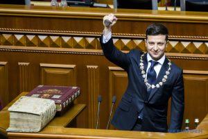 За 2 года Владимир Зеленский выполнил 28% предвыборных обещаний | Прихист