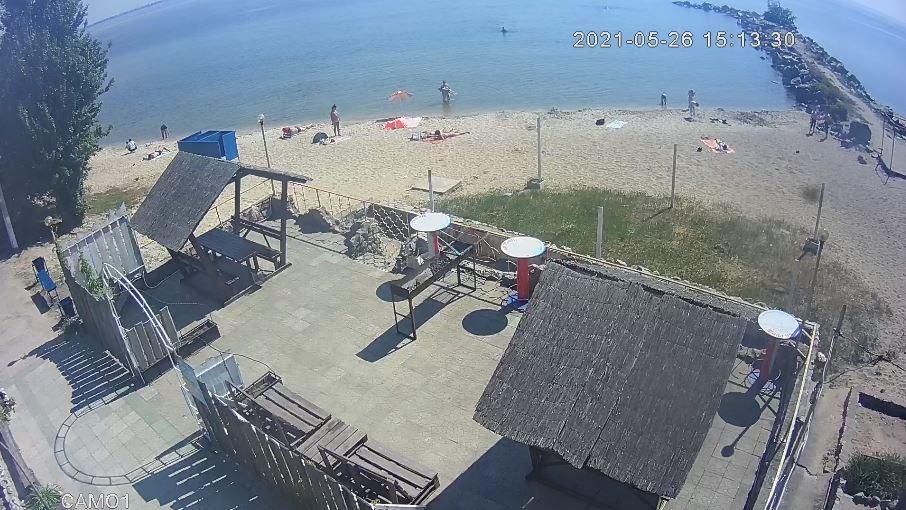 Городской пляж («Майами»). Камера 1 | Прихист