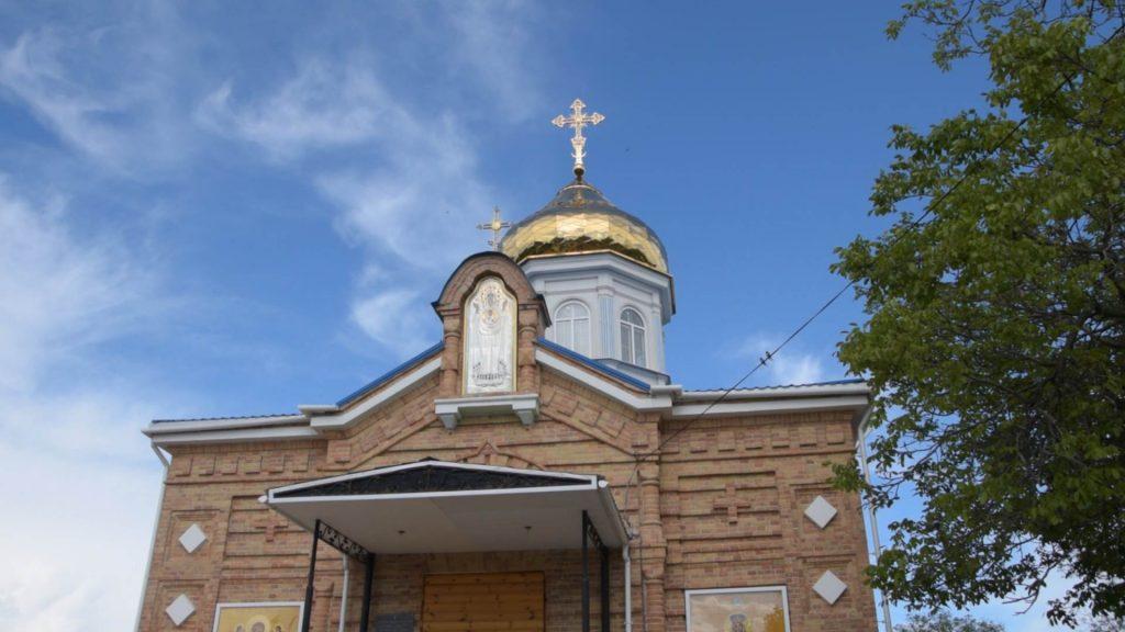Свято-Знаменский храм