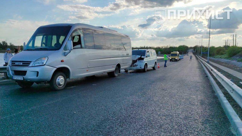 Авария на Алексеевском мосту   Прихист