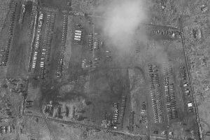 80 000 российских военнослужащих остаются на границе с Украиной во время учений США и НАТО в Европе | Прихист