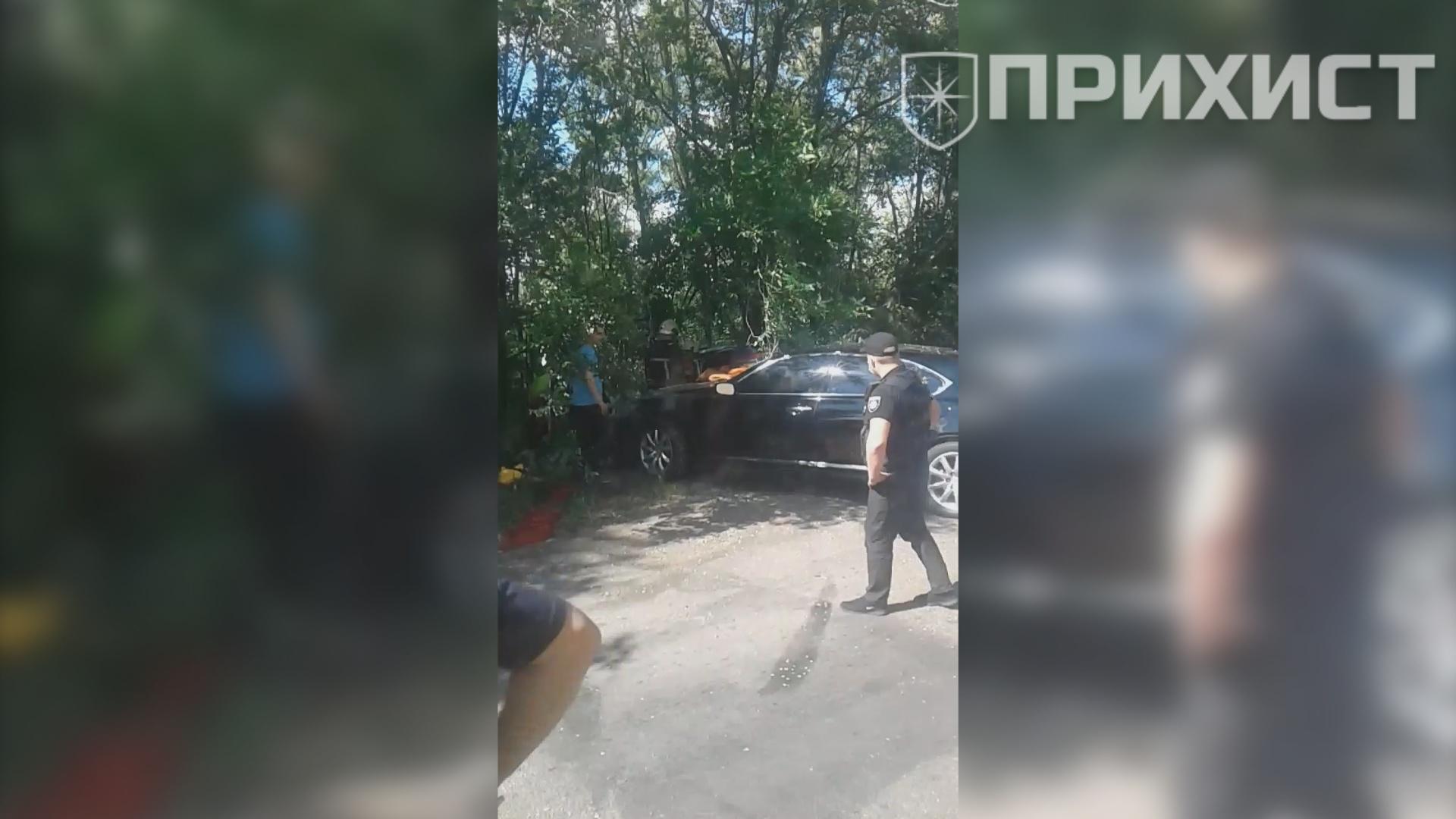 Подробности ДТП на трассе Никополь – Днепр. Обновлено   Прихист