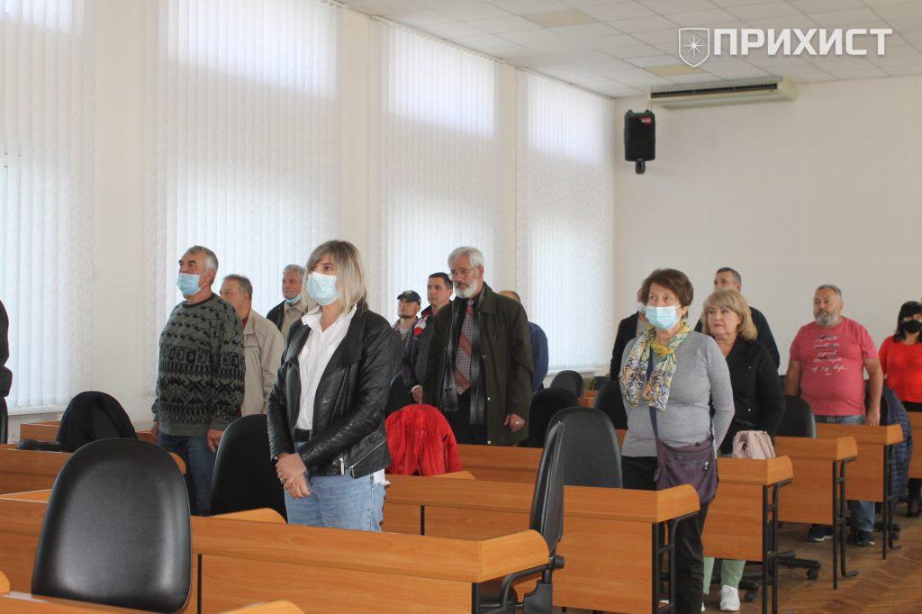 Створення комітетів, заява про вихід та обговорення закриття дитячого садка: як пройшло друге засідання Громадської ради | Прихист