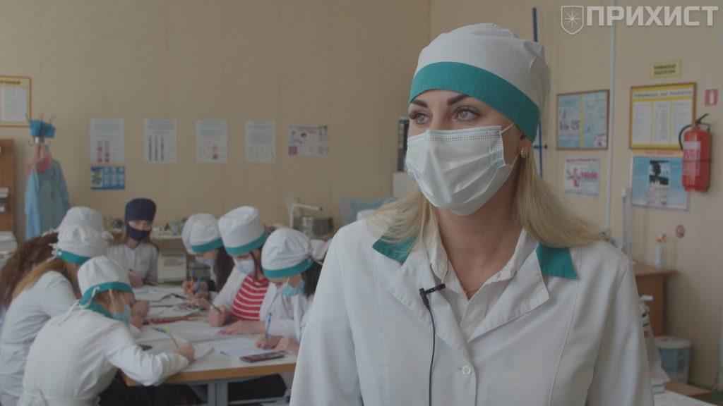 Не професія, а покликання: як готують медичних сестер у Нікопольському медичному коледжі | Прихист