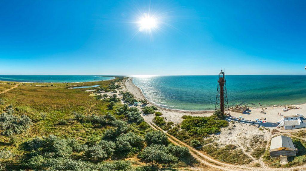 5 небанальних місць в Україні для літнього відпочинку, що зацікавлять нікопольців | Прихист