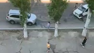 31 июля в Марганце случилось ДТП   Прихист