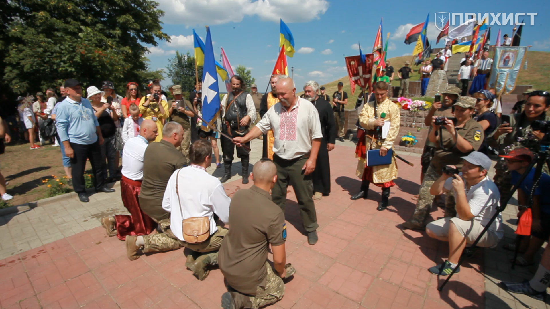 В Нікополі пройшов етнофестиваль на честь Івана Сірка | Прихист