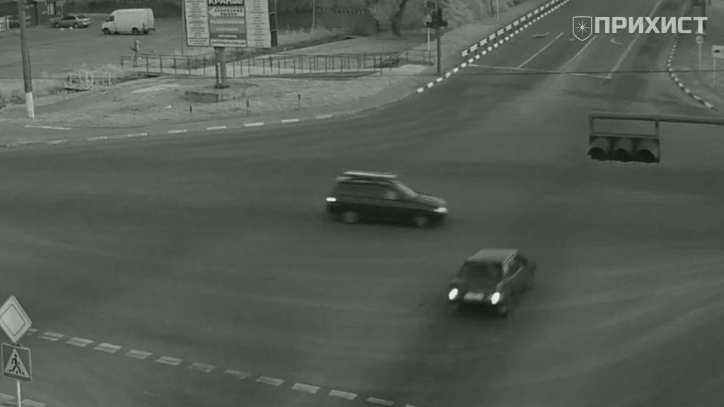 На пересечении ул. Электрометаллургов и ул. Героев Чернобыля столкнулись два автомобиля   Прихист