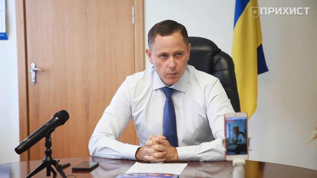 Ливневки, аренда земли и футбольный клуб: городской голова Никополя ответил на вопросы журналистов | Прихист