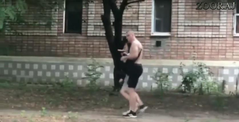 Полиция Покрова разыскивает мужчину, стрелявшего на улице | Прихист