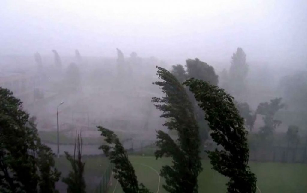 Ливень, град и штормовой ветер: в Днепропетровской области объявили штормовое предупреждение | Прихист