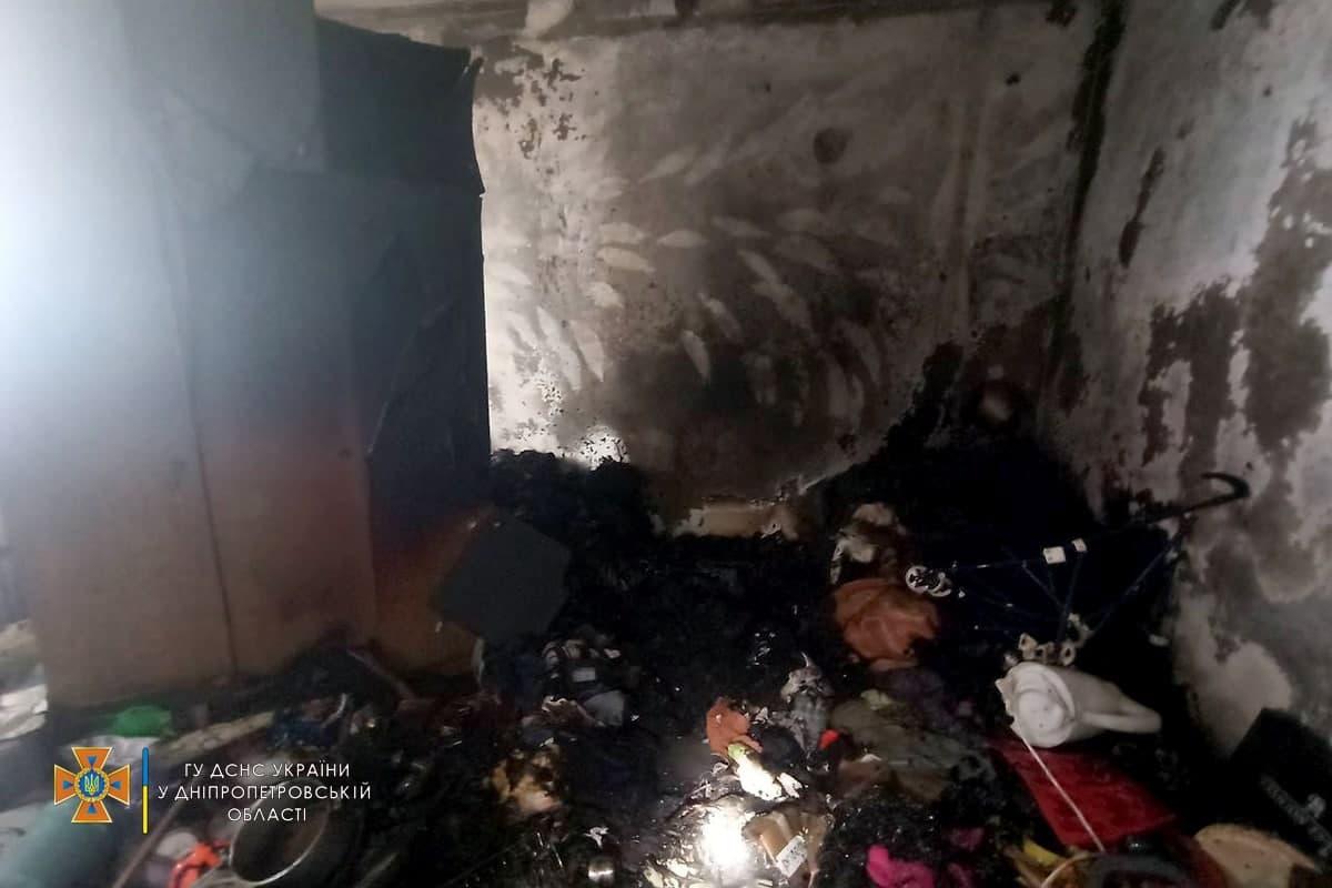 В Кривом Роге в многоэтажке прогремел взрыв   Прихист