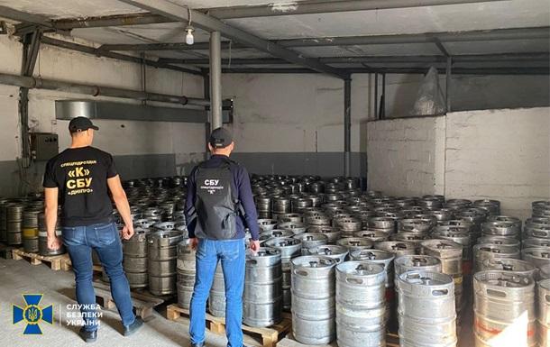 В Днепропетровской области СБУ разоблачила нелегальный спиртзавод   Прихист