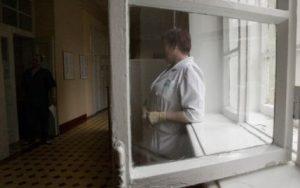 В Марганце из окна больницы выпала врач акушер-гинеколог
