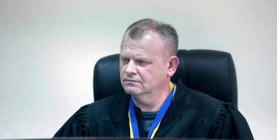 Под Киевом нашли мертвым судью Печерского райсуда Виталия Писанца   Прихист