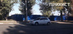 На ул. Патриотов Украины столкнулись Suzuki и Daewoo