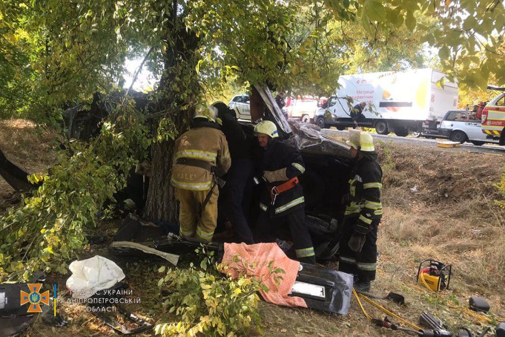 В Никопольском районе произошло ДТП со смертельным исходом | Прихист