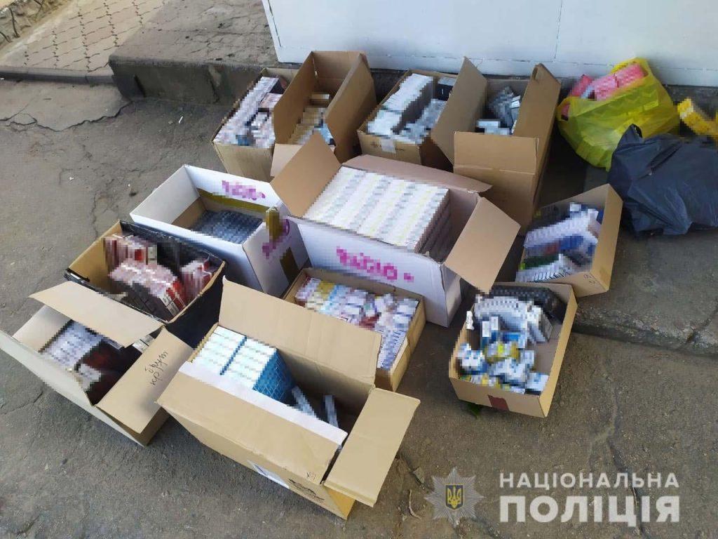 Полиция отчиталась о результатах отработки Никопольского района | Прихист